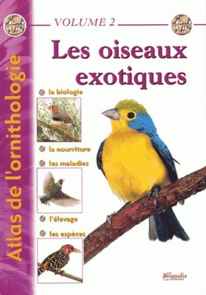Atlas V2 Les Oiseaux Exotiques L Animalerie Montpellier
